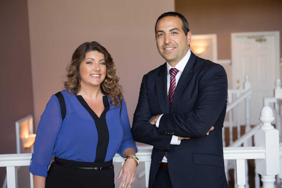 Personal Injury Attorneys & Workers Compensation Lawyer | Attorney Jason Marks and Paralegal Jacqueline Semm